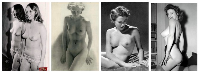 vintage nude pictures