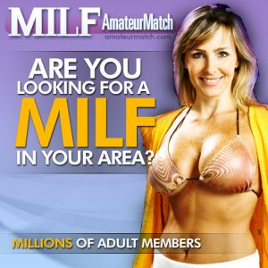 amateur match milf banner pretty women